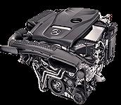 Иконка двигателя Mercedes R4 бензин