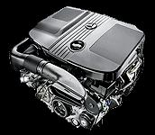 Иконка двигателя Mercedes R4 дизель