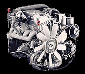 Иконка двигателя Mercedes R5 дизель