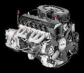 Иконка двигателя Mercedes R6 бензин