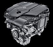 Иконка двигателя Mercedes R6 дизель
