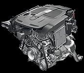 Иконка двигателя Mercedes V6 бензин