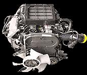 Иконка двигателя Mitsubishi бензин 4A3