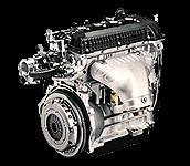 Иконка двигателя Mitsubishi бензин 4A9