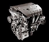 Иконка двигателя Mitsubishi бензин 4B1