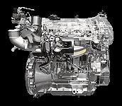 Иконка двигателя Mitsubishi бензин 4B4