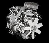 Иконка двигателя Mitsubishi бензин 4G5