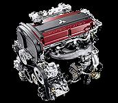 Иконка двигателя Mitsubishi бензин 4G6