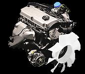 Иконка двигателя Mitsubishi бензин 4G9