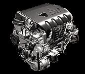 Иконка двигателя Mitsubishi бензин 4J1