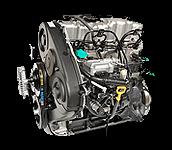 Иконка двигателя Mitsubishi дизель 4D5