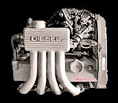 Иконка двигателя Mitsubishi дизель 4D6