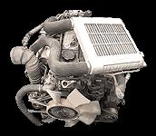 Иконка двигателя Mitsubishi дизель 4M4