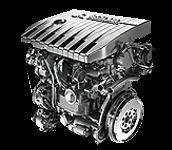 Иконка двигателя Mitsubishi дизель 4N1