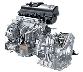 Иконка двигателя Nissan серии CR