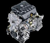 Иконка двигателя Nissan серии MR