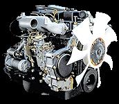 Иконка двигателя Nissan серии QD