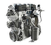 Иконка двигателя Nissan серии QG