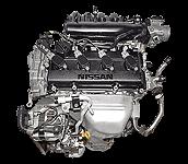 Иконка двигателя Nissan серии QR