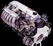 Иконка двигателя Nissan серии RB