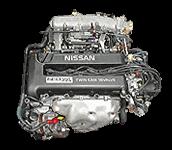 Иконка двигателя Nissan серии SR