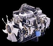 Иконка двигателя Nissan серии TD