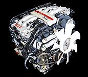 Иконка двигателя Nissan серии VG
