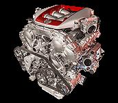 Иконка двигателя Nissan серии VR