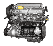 Иконка двигателя Opel z18xe