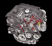 Иконка двигателя Peugeot 2.7 HDi