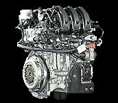 Иконка двигателя Peugeot серии EB