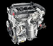 Иконка двигателя Peugeot серии EP