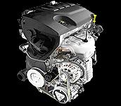 Иконка двигателя Peugeot серии ET/EC