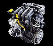 Иконка двигателя Renault d4f