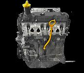 Иконка двигателя Renault d7f
