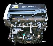 Иконка двигателя Renault f7r