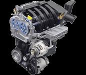 Иконка двигателя Renault k4m