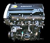 Иконка двигателя Renault серии F