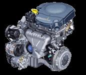 Иконка двигателя Renault серии K