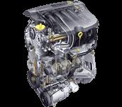 Иконка двигателя Renault серии заимствованные у Nissan