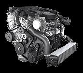 Иконка двигателя Renault современной серии DCI