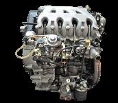 Иконка двигателя Renault устаревшей серии DCI