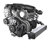 Иконка двигателя Renault V9X