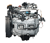 Иконка двигателя Subaru EL серии бензин