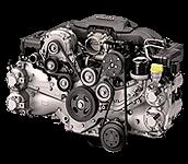 Иконка двигателя Subaru FA серии бензин
