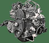 Иконка двигателя Suzuki F серии