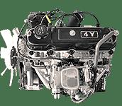 Иконка двс Toyota серии Y