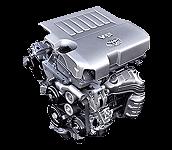 Иконка двигателя Toyota серии GR