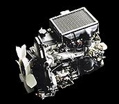 Иконка двигателя Toyota серии KZ