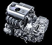 Иконка двигателя Toyota серии M20A
